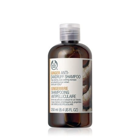 Shampooing Antipelliculaire Gingembre, The Body Shop - Infos et avis