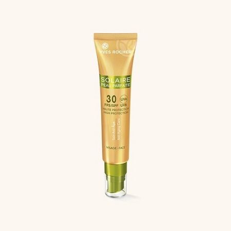 Protection - Soin Anti-âge FPS 30, Yves Rocher : Sunshine aime !