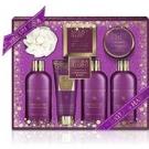 Coffret Cadeau Soins et Bain pour Femme, Midnight Fig & Pomegranate, Baylis & Harding - Soin du corps - Coffret et kit pour le corps