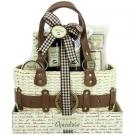 Coffret de Bain Collection Chocolat 6 Pièces, Gloss! - Soin du corps - Coffret et kit pour le corps
