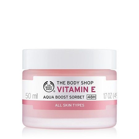 Aqua Boost Sorbet Vitamine E, The Body Shop - Infos et avis