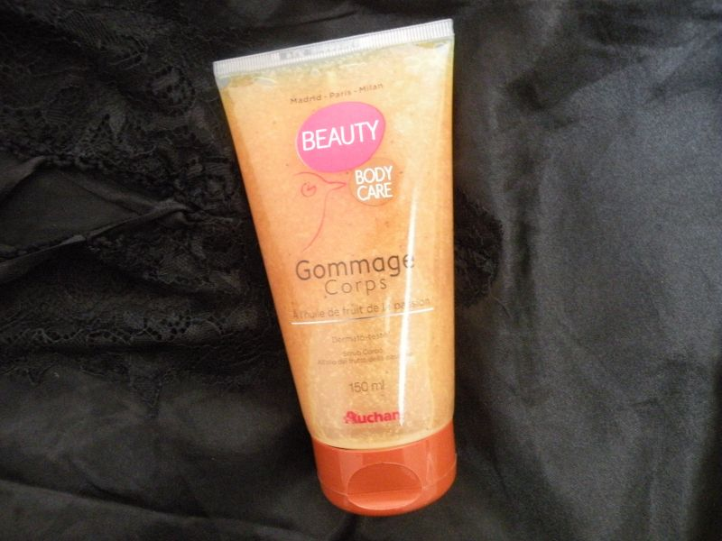 Swatch Beauty Body Care, Auchan