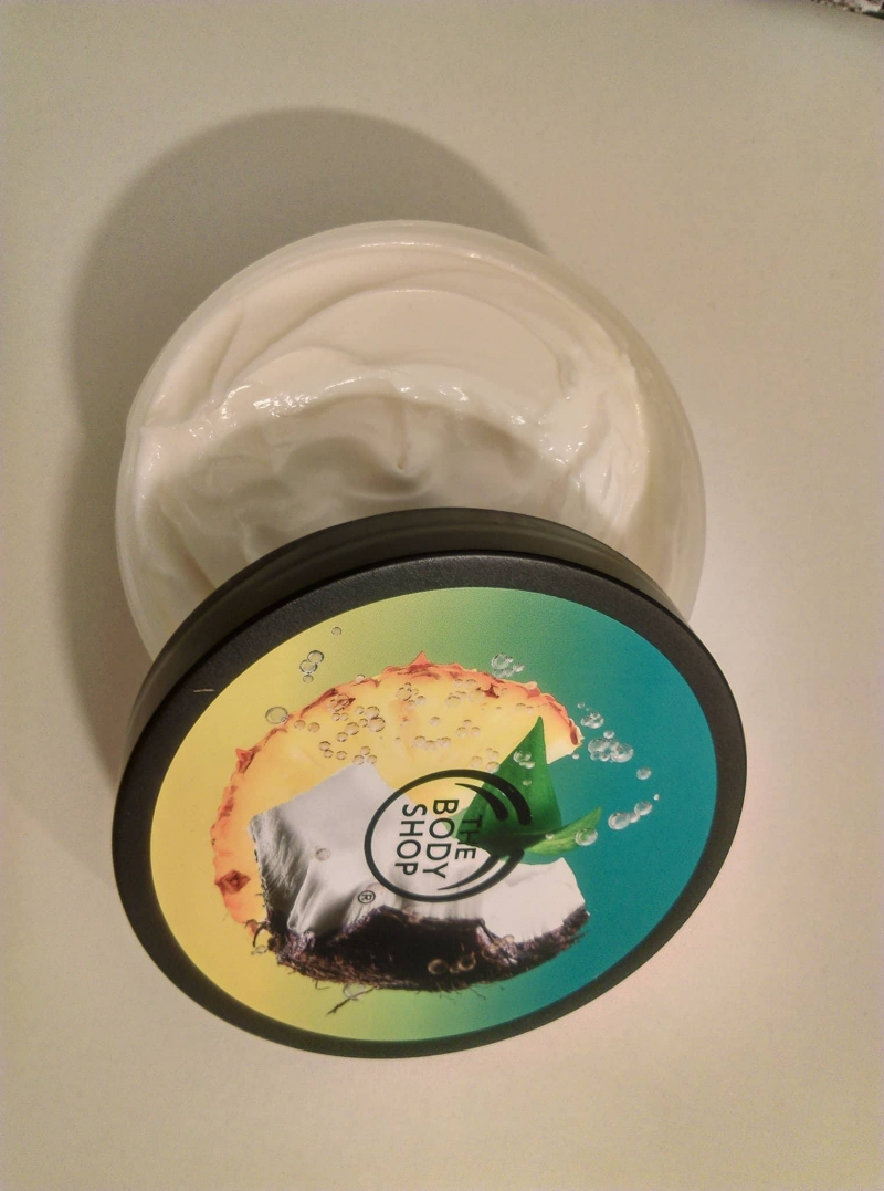 Swatch Pinita colada, The Body Shop
