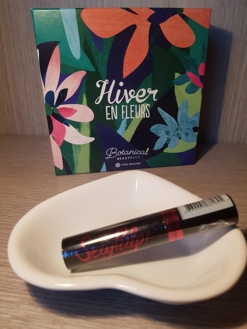 Swatch Mascara ultra-volume Sexy Pulp - Couleurs Nature, Yves Rocher