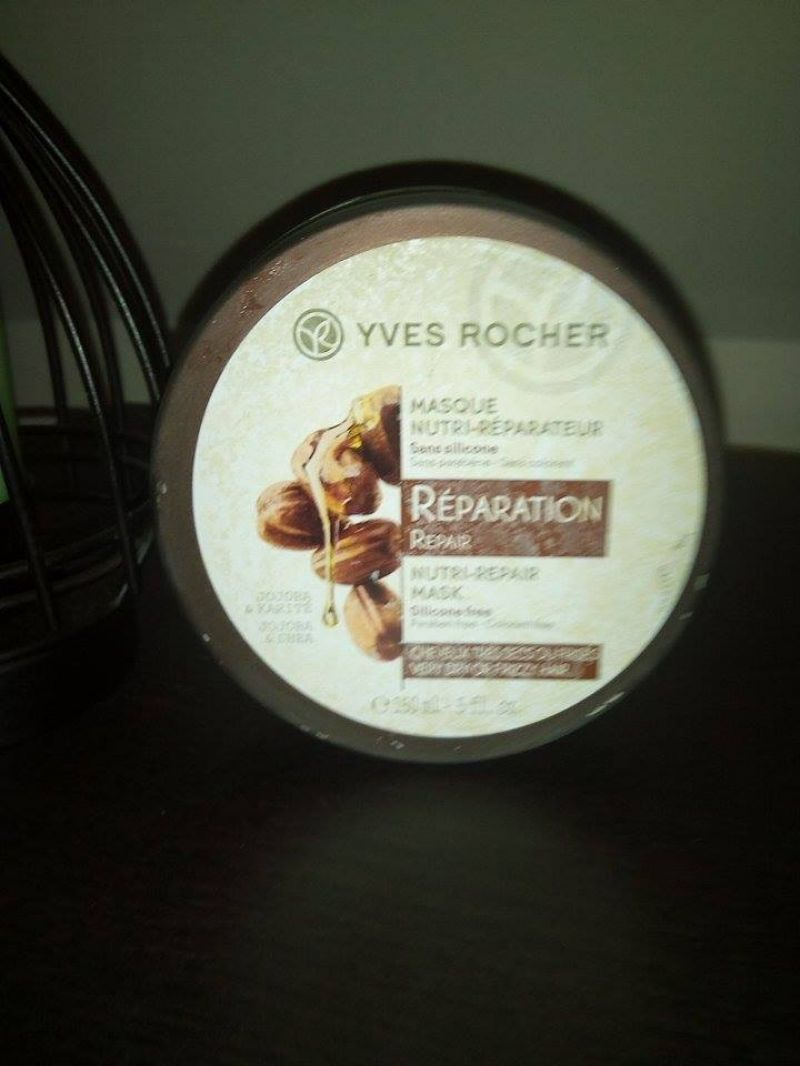 Swatch Réparation - Masque Nutri-Réparateur, Yves Rocher