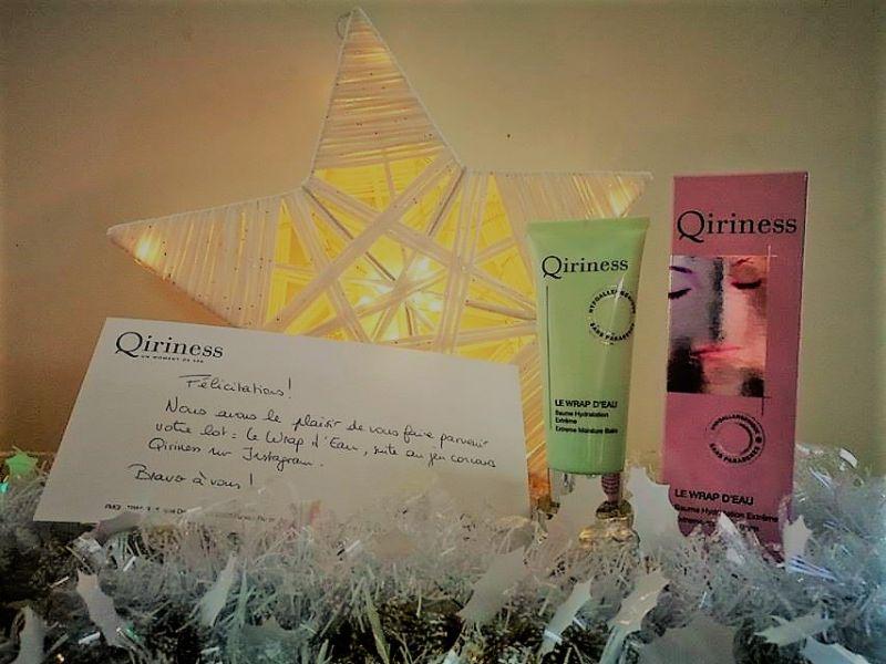 Swatch Le Wrap d'Eau, le baume d'hydratation Extrême, Qiriness