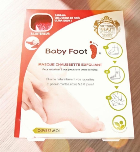 Swatch Masque Chaussette Exfoliant, Baby Foot
