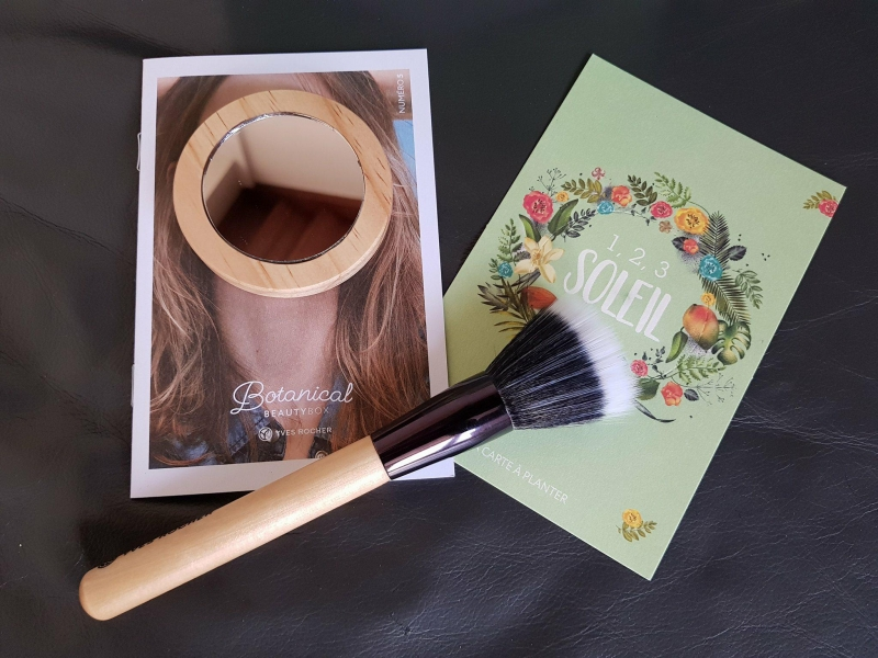 Swatch Pinceau polissoir - Les Accessoires Maquillage, YVES ROCHER