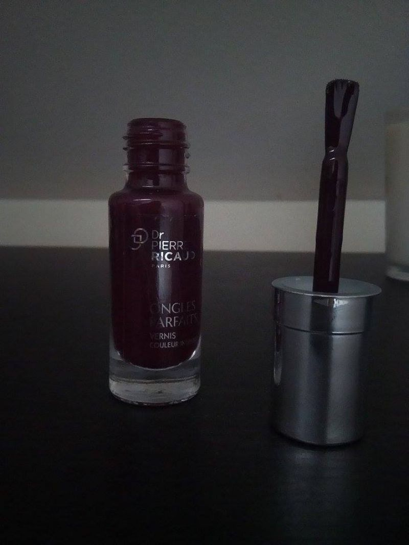 Swatch Ongles parfaits - Vernis couleur intense, Dr Pierre Ricaud