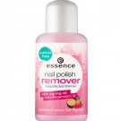 Nail hardening nailpolish remover, Essence - Ongles - Dissolvant
