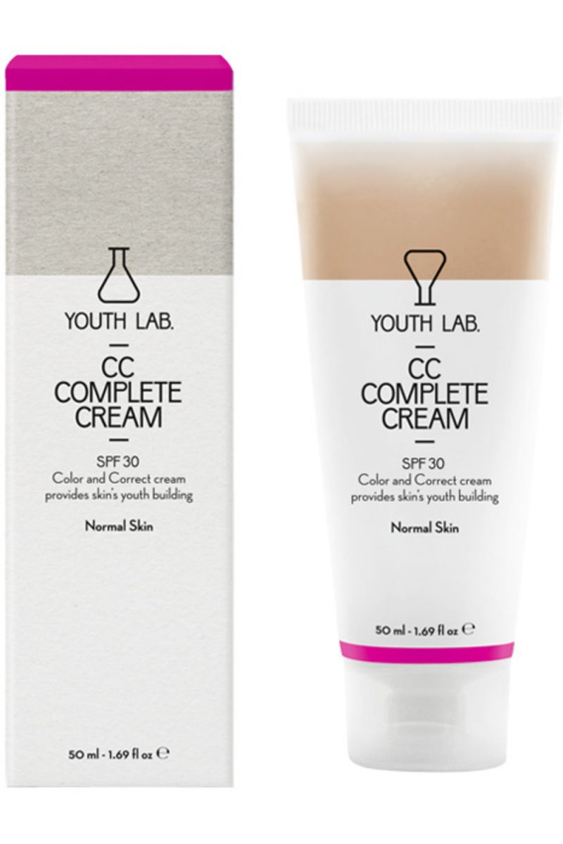 Oily Skin CC Complete Cream SPF 30 - Youth Lab, Youth Lab - Infos et avis