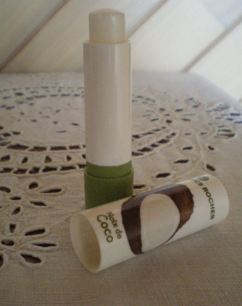 Swatch Baume Lèvres Noix de coco, Yves Rocher