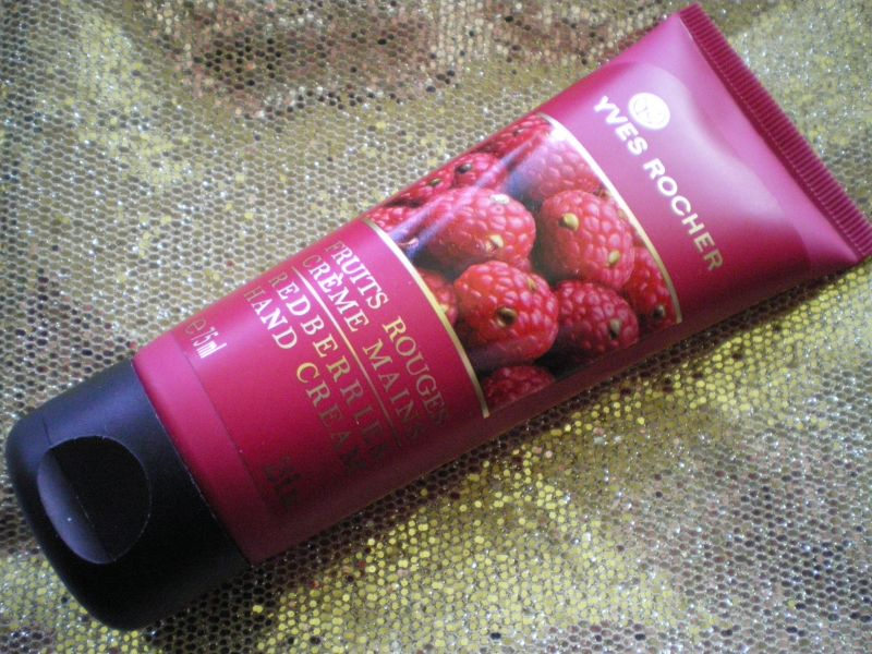 Swatch Crème mains Fruits Noirs, YVES ROCHER
