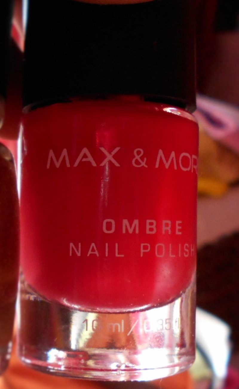 Vernis ombre, Max & More : ytitis aime !