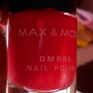 Vernis ombre, Max & More - Ongles - Vernis