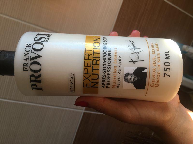 Swatch Après-shampoing Expert Réparation, Franck Provost