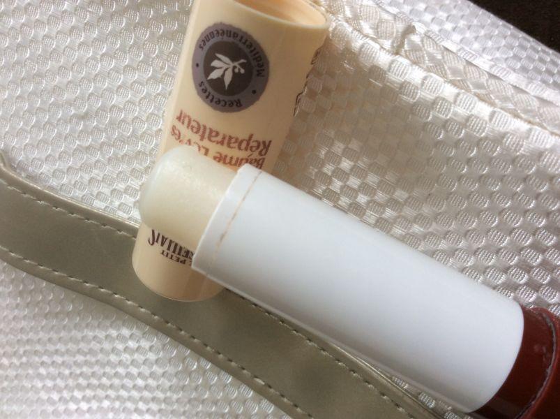 Swatch Soin Lèvres Nourrissant, Le Petit Marseillais