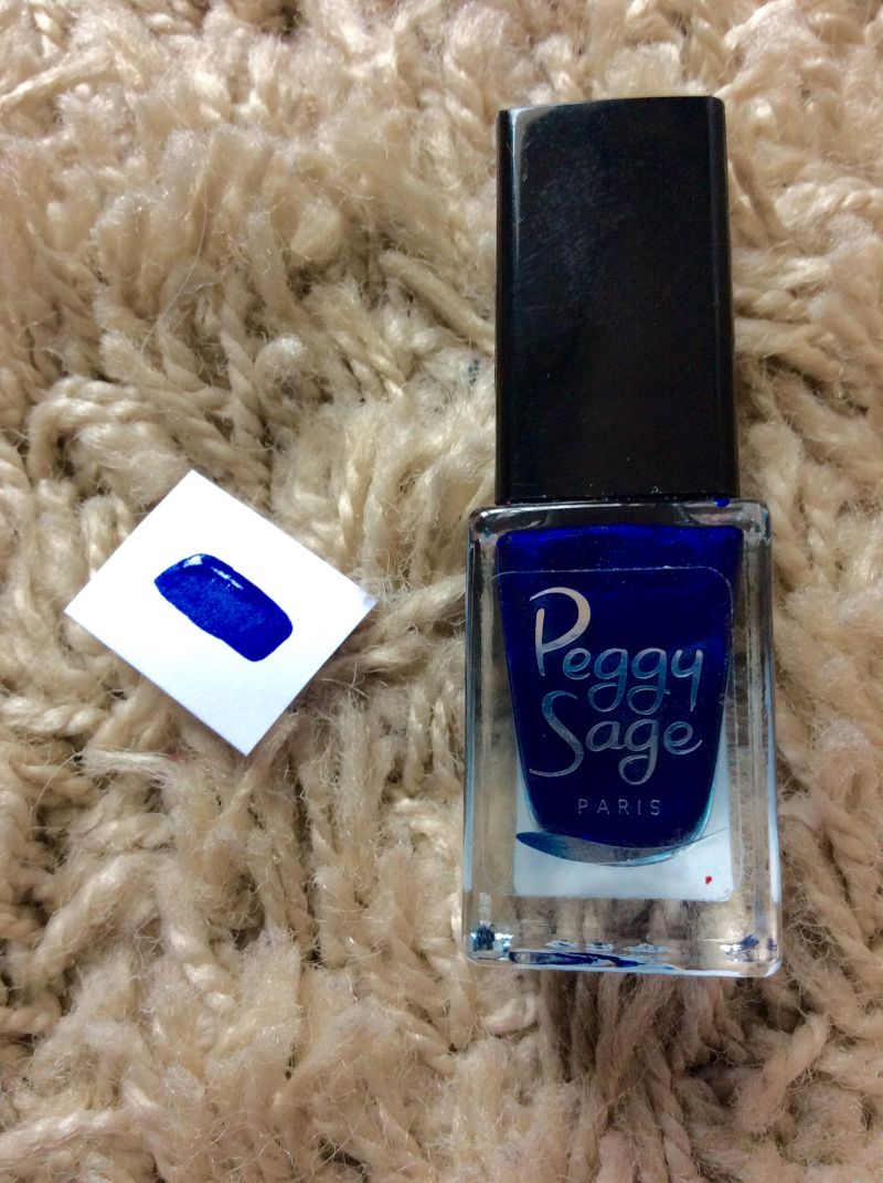 Swatch Vernis à Ongles, Peggy Sage