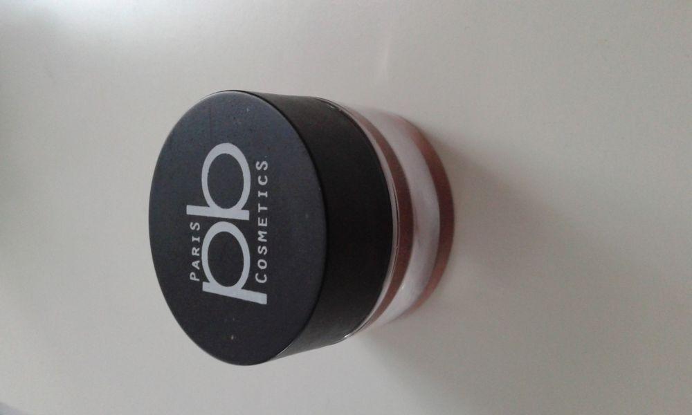 Swatch Ombre à paupières iridescente, PB Cosmetics