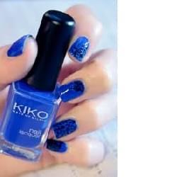 Swatch Nail lacquer - Vernis action fortifiante et durcissante, Kiko