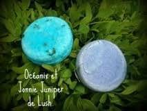 Swatch Jonnie Juniper, Lush