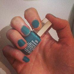 Swatch Vernis Mini Color, Mavala