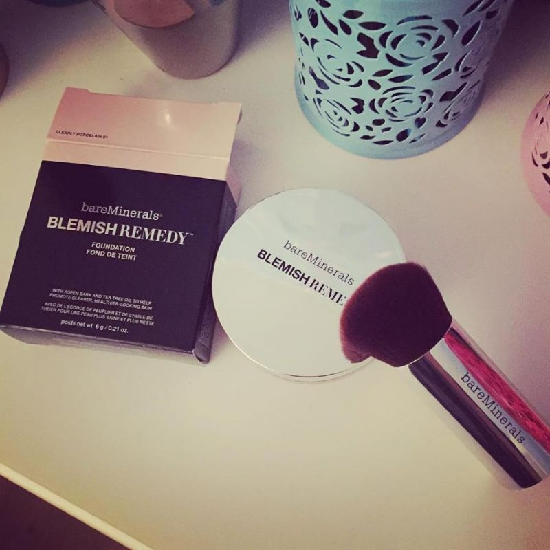 Blemish Remedy, BareMinerals : Marilysimplicity aime !