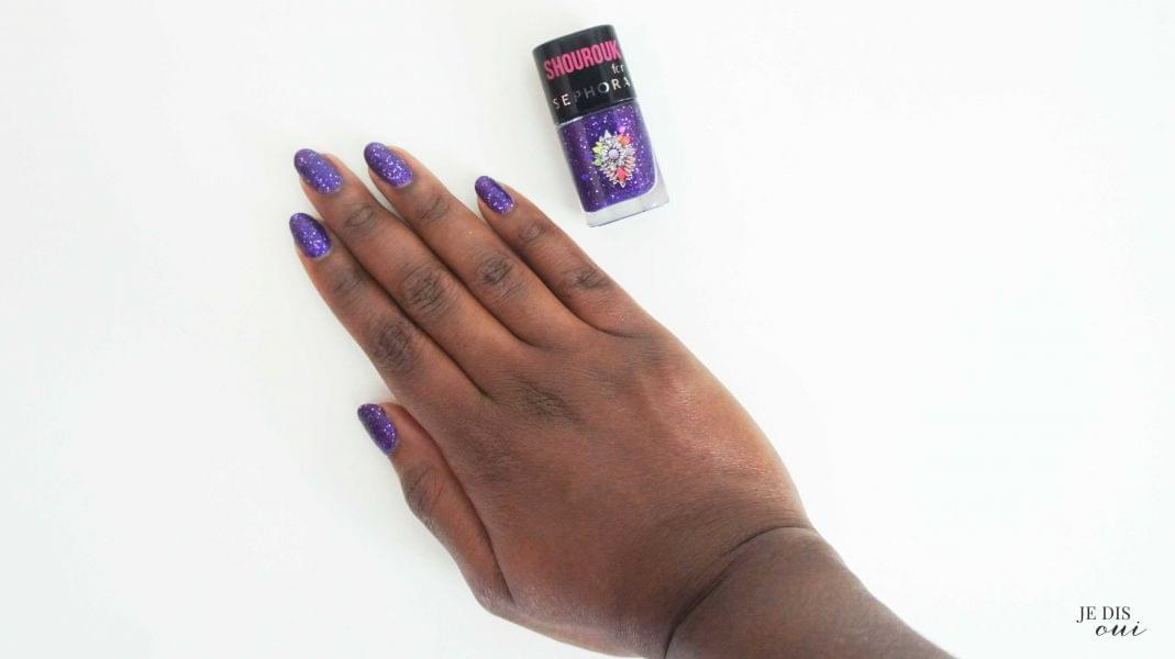 Swatch Shourouk for Sephora Color hit, Sephora