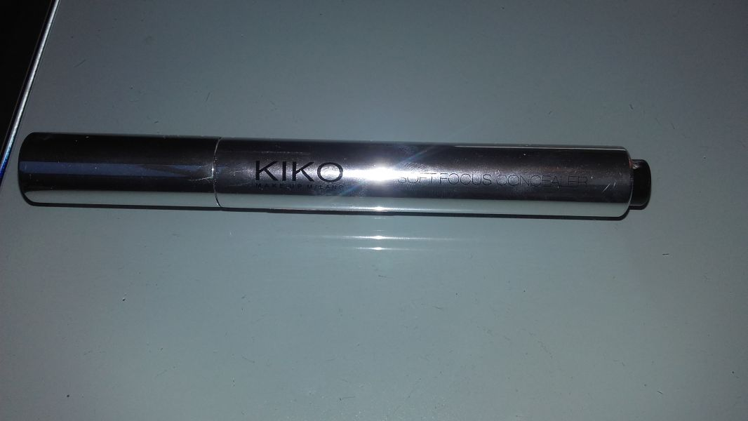 Swatch Soft Focus Concealer, Kiko