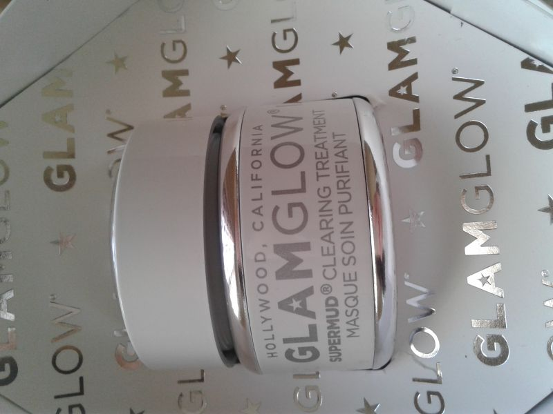 Swatch Supermud - Masque Soin Purifiant, Glamglow