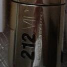 212 VIP - Eau de Parfum, Carolina Herrera - Parfums - Parfums