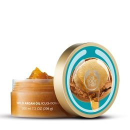 Exfoliant Corporel - Huile d'Argan Sauvage de The Body Shop, The Body Shop - Infos et avis