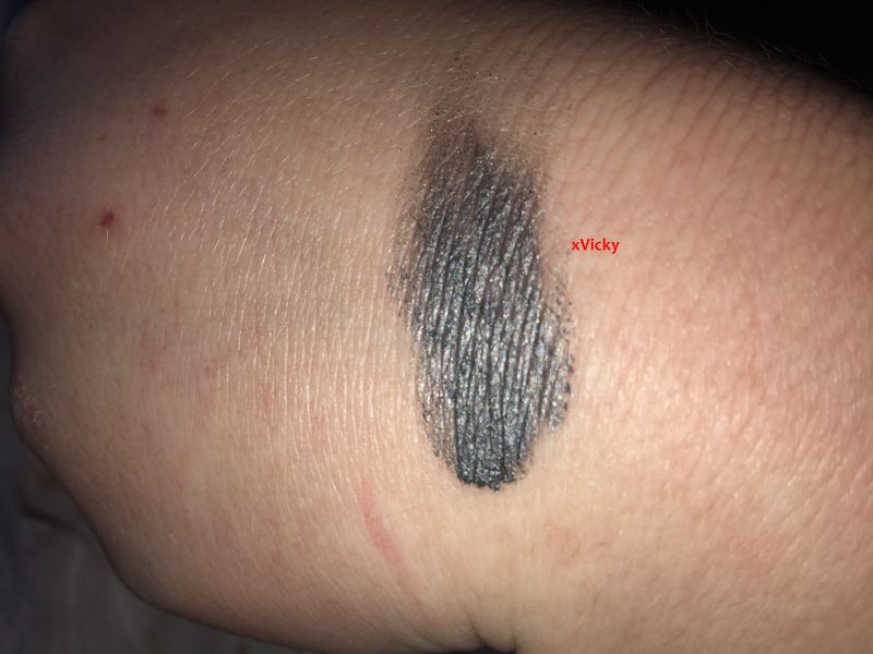 Swatch Color Tattoo 24HR, Gemey-Maybelline