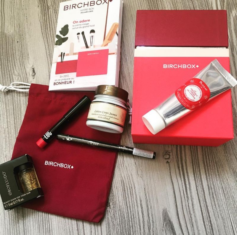 Swatch La Box Birchbox, Birchbox