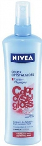 Express Pflegespray - Color CrystalGloss, Nivea - Infos et avis