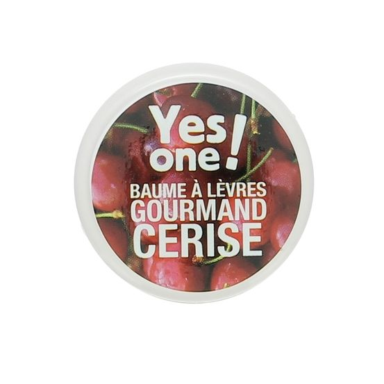 Baume à Lèvres Gourmand - Cerise, Yes One ! : xVicky aime !