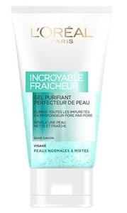 Gel Purifiant Perfecteur de Peau - Incroyable Fraicheur de L'Oréal Paris, L'Oréal Paris - Infos et avis