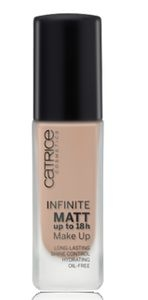 Infinite Matt up to 18 h Make-Up de Catrice, Catrice - Infos et avis
