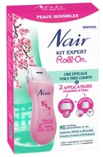 Kit Expert Roll-on peaux sensibles de Nair, Nair : xVicky aime !