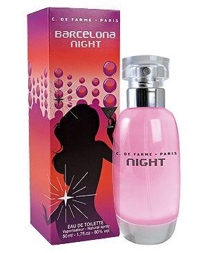 Barcelona Night, Corine de Farme : xVicky aime !