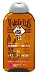 Shampooing Nutrition Intense - Karité Argan, Le Petit Marseillais - Infos et avis