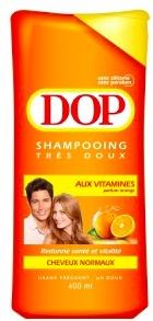 Shampooing Très Doux - Vitamines de Dop, Dop - Infos et avis