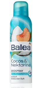 Déodorant Spray Coco Nectarine de Balea, Balea - Infos et avis