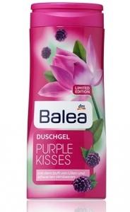 Gel douche Purple Kisses - Edition Limitée de Balea, Balea - Infos et avis