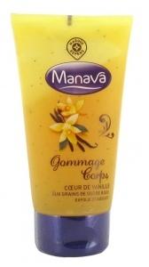 Gommage corps Coeur de Vanille - Manava de Leclerc, Manava - Infos et avis