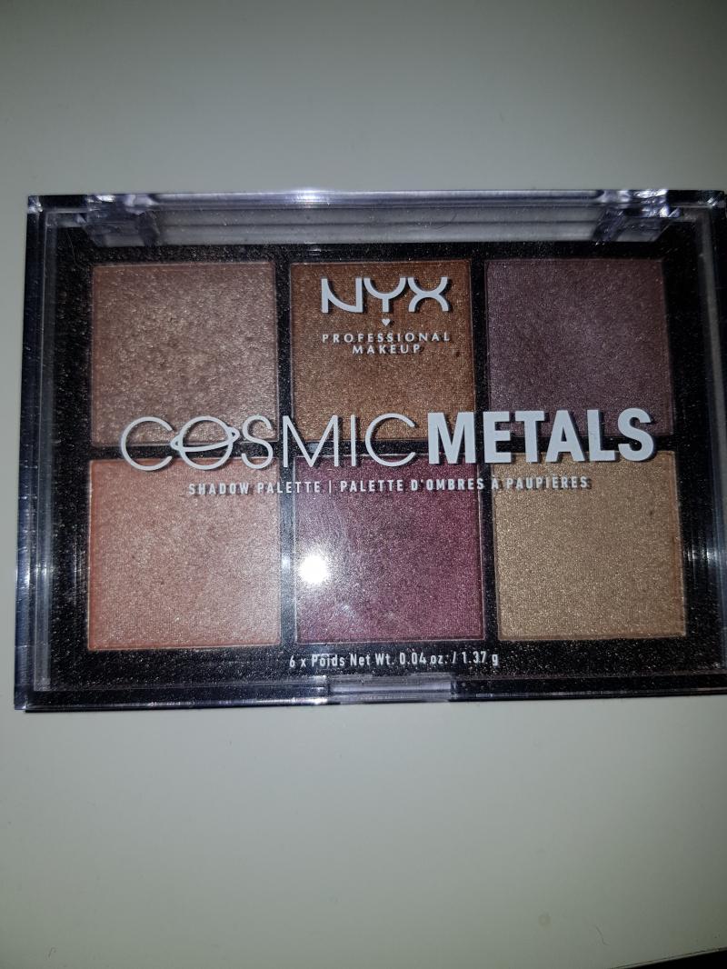 Swatch Cosmic Metals, NYX