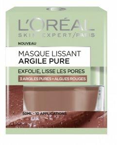 Masque Lissant Argile Pure, L'Oréal Paris - Infos et avis