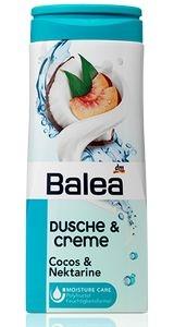 Créme de Douche Coco Nectarine de Balea, Balea - Infos et avis