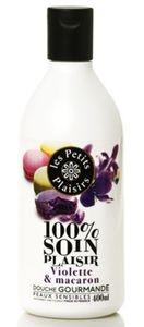 Douche Gourmande - Violette Macaron de Les Petits Plaisirs, Les Petits Plaisirs - Infos et avis