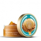 Exfoliant Corporel - Huile d'Argan Sauvage de The Body Shop, The Body Shop - Soin du corps - Exfoliant / gommage corps
